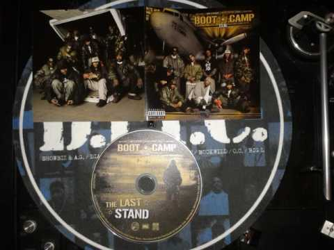 Boot Camp Clik (P!) - Here We Come (9th Wonder Prod.  2006)