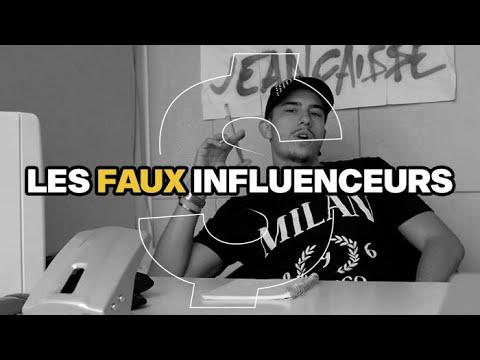 LES FAUX INFLUENCEURS ⛔️ | JEAN CAISSE JOUR 4