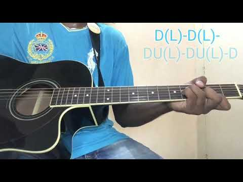 How to play 'NINNA POOJEGE BANDE MAHADESHWARA' song on guitar (Kannada Tutorial)