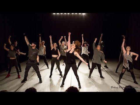 """I.V.U."" Live Performance - Sanbrooka Productions"