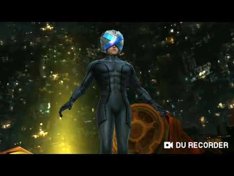 My first WBU 99 stage Professor X & Deadpool combo [MARVEL Future Fight]