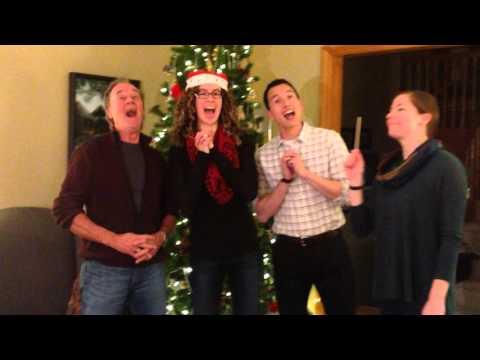 Christmas Lip Sync Battle -JOCELYN's Alvin and the Chipmunks!