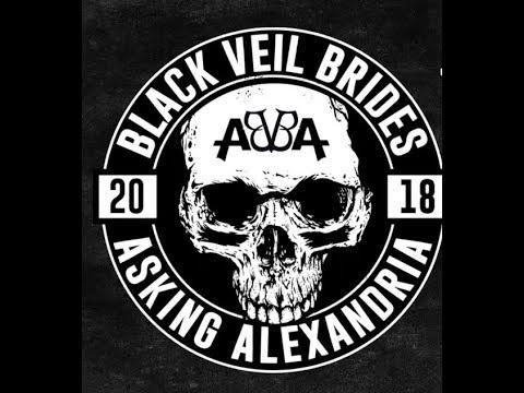 Black Veil Brides co-headline tour with Asking Alexandria + Crown The Empire!