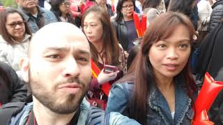 VLOGGING IN NEW YORK PART 3 [VIP Behind The Scenes Sarah G This 15 Me May 6th, 2018 GlobalTour]