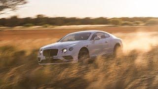 Record de vitesse pour la Bentley Continental GT Speed