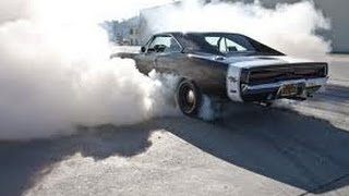 BEST Muscle cars burnouts ( PURE SOUND ) Hot