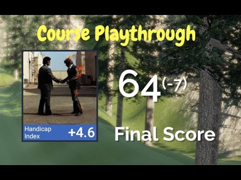The Golf Club 2 - The Legend of Don Quixote Course- Review/Gameplay (PC)