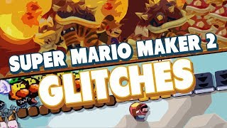 Softlocks, Crashes & More - Glitches in Super Mario Maker 2 - DPadGamer