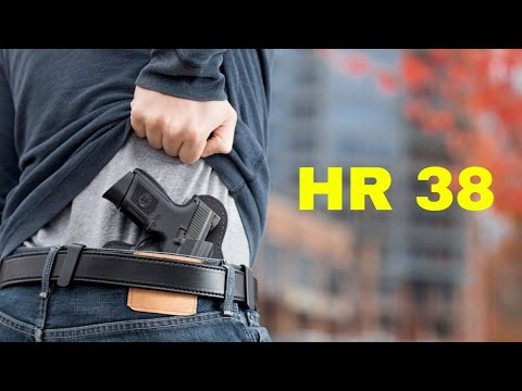 HR 38 UPDATE! Assigned to Senate Judiciary Committee
