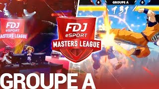 BEST OF : Groupe A - DragonBall FighterZ // FDJ Master League