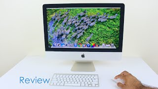Apple iMac 21.5 Review 2014 | Intel Core i5 processor with NVIDIA GeForce GT 750M