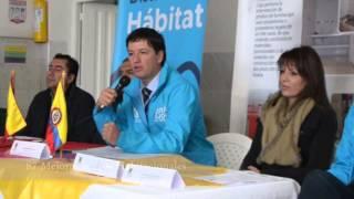Mejoramiento de Vivienda en Villa Rosita - Locución Director Caja de la Vivienda Popular