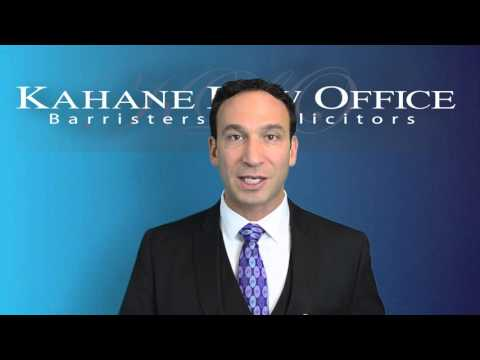 Commercial Lease Reviews by Kahane Law Office