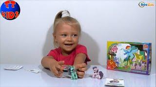 ✔ My Little Pony. Новая Игрушка Ярославы. Видео для детей. Disney Toys Videos Unboxing. Серия 32 ✔