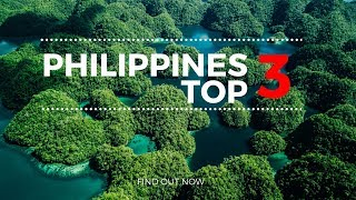 PHILIPPINES TOP 3 Places OFF the BEATEN PATH | This is why you should visit the Philippines