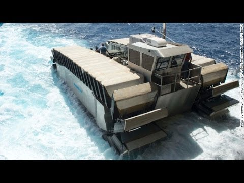 US Marines Future Armored Transport Vehicle | Military