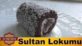 Sultan Lokumu Nasıl Yapılır ? | Sultan Sarması - Saray Sarması Sütlü Tatlı Tarifi