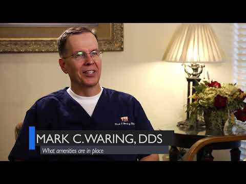 What Amenities Are In Place For Patient Comfort - Dr. Mark C. Waring D.D.S.
