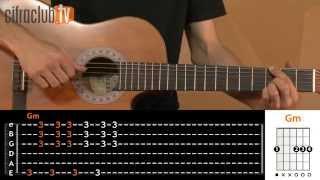 Trem Das Onze - Demônios da Garoa (aula de violão simplificada)