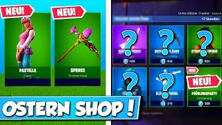 😍New OSTER SKINS in the shop!🛒 Daily Fortnite Item Shop 18.4.2019
