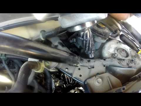 TSX rack and pinion replacement