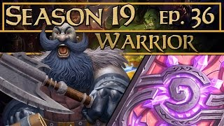 Hearthstone: Kolento plays patron warrior (#36)