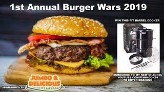 BURGER WARS TOUR ANNOUNCEMENT!!!