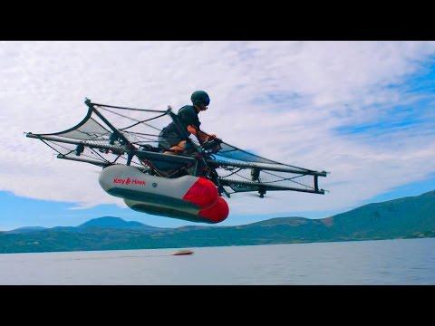 Kitty Hawk Flyer Revealed!