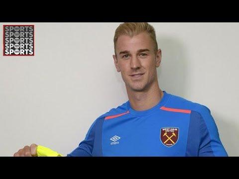 West Ham Sign Joe Hart