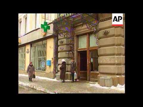 Russia - Flu epidemic