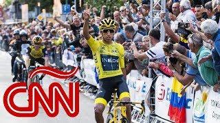 Todo sobre Egan Bernal, el colombiano ganador del Tour de Francia