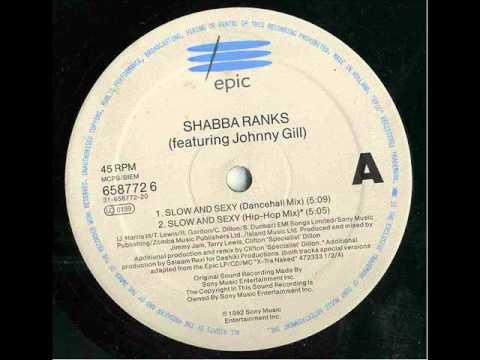 Shabba ranks slow and sexy