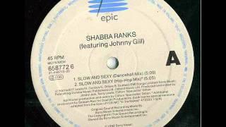 SHABBA RANKS - Slow & Sexy (Hip-Hop Mix)