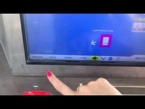 АМСТЕРДАМ Метро 🚇 Сколько стоит проезд и как купить билет в автомате