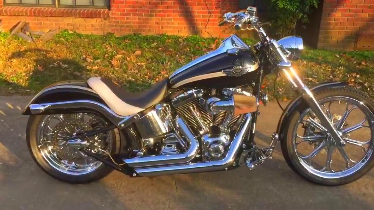 2003 Harley Davidson FXSTDI Deuce 100 Year Anniversary Model
