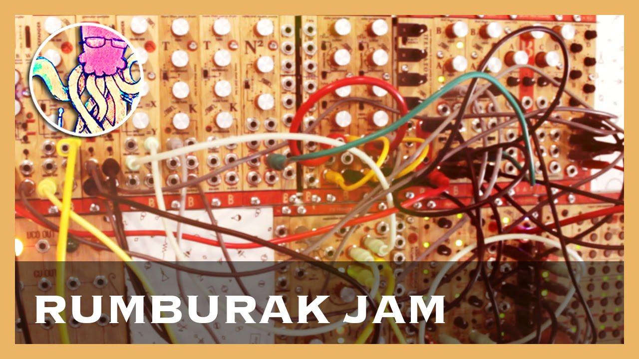 bastl rumburak tryout jam eurorack modular synth jam ttnm youtube. Black Bedroom Furniture Sets. Home Design Ideas