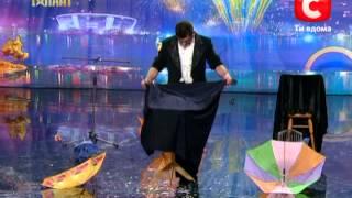 Арсен Мелконян «Україна має талант-5» Кастинг во Львове