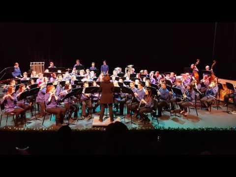 GW Graham Senior Concert Band - Sleighride