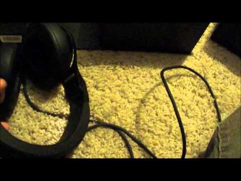 Fake Dr Dre Beats Pro Detox Headphones Review/Unboxing