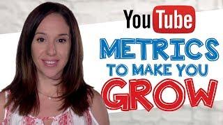 Analyzing YouTube Metrics {METRICS THAT CAN HELP YOU GROW}