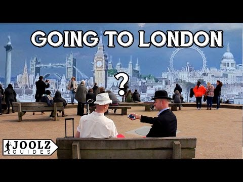 What to do in London - Fun mini video guides
