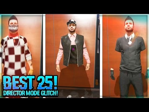 BEST 25 (GTA 5 ONLINE MODDED OUTFITS!) Patch 1.39 {GTA 5 Director Mode Glitch} *Ps4 ONLY*