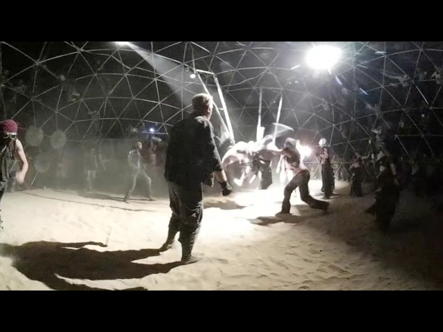 V2A sinner - wasteland weekend 2017