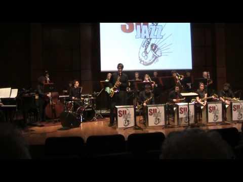 Brian's Jazz Ensemble Concert at Susquehanna