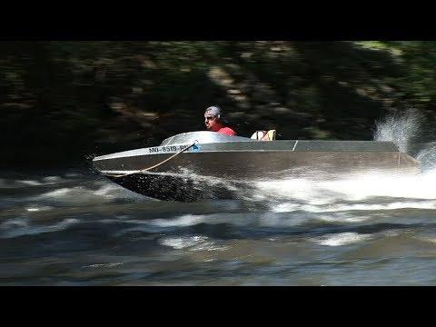 Mini Jet Boat BIG FUN !! JetFab Mini Jet DIY Kit
