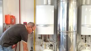 Vaillant cv-ketel onderhoud | cv-ketel bijvullen