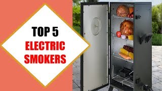 Top 5 Best Electric Smokers 2018 | Best Electric Smoker Review By Jumpy Express