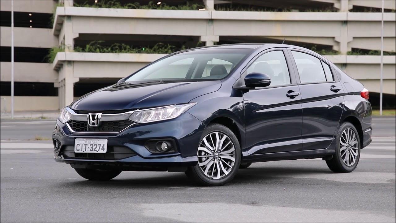 Honda City 2018: Preços, Consumo, Desempenho E Detalhes