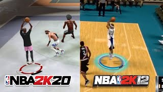 CHRIS SMOOVE`s iconic JUMPSHOT from 2K12 in NBA 2K20!