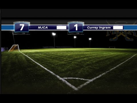 MJCA vs Currey Ingram Academy 4 29 2017